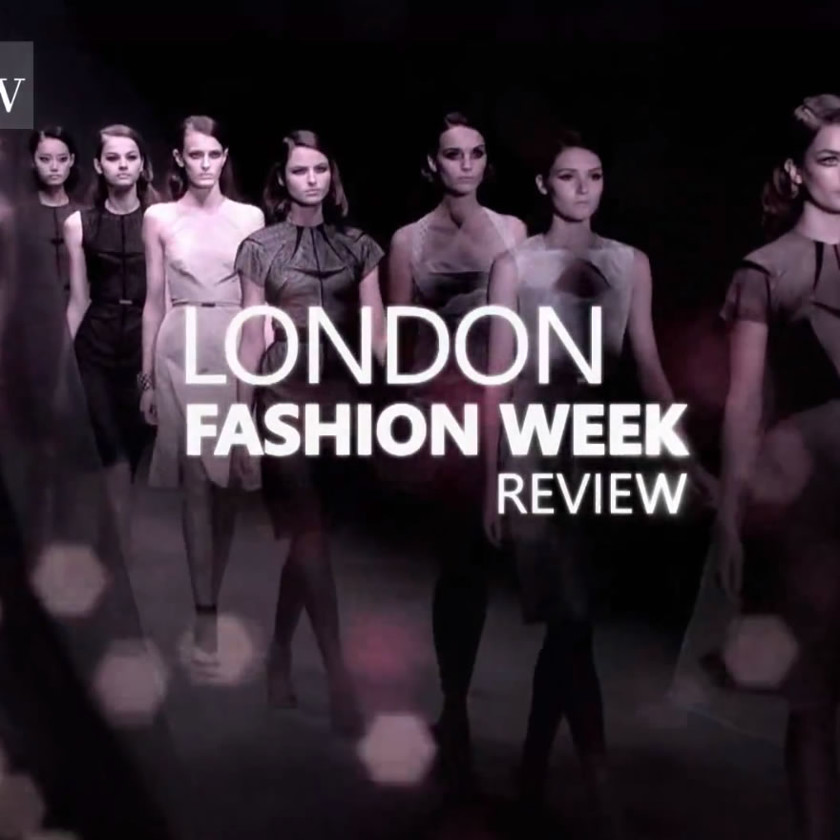 Fashion Week : London Spring/Summer 2013